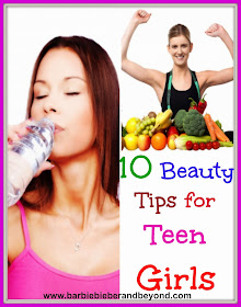 10 Beauty Tips For Teen Girls