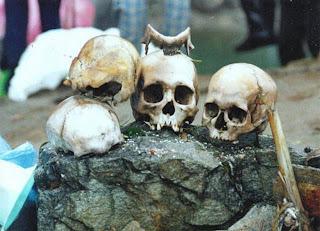 Danau di India Berisi 500 Tengkorak - Danau Skeleton