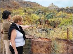 Lugares de la Memoria Democrática: Pozos de Arucas