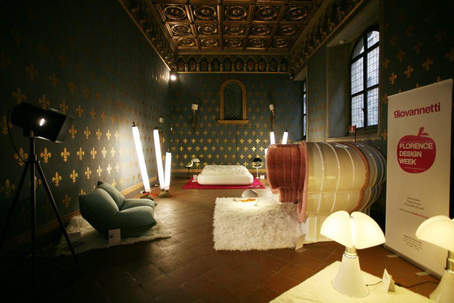 Giovannetti collezioni radical design anni 39 60 - Divano anfibio giovannetti ...
