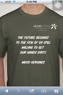 JunoActive sponsors lozilu mud run