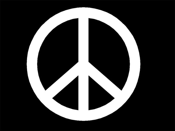 Book Peace Symbol