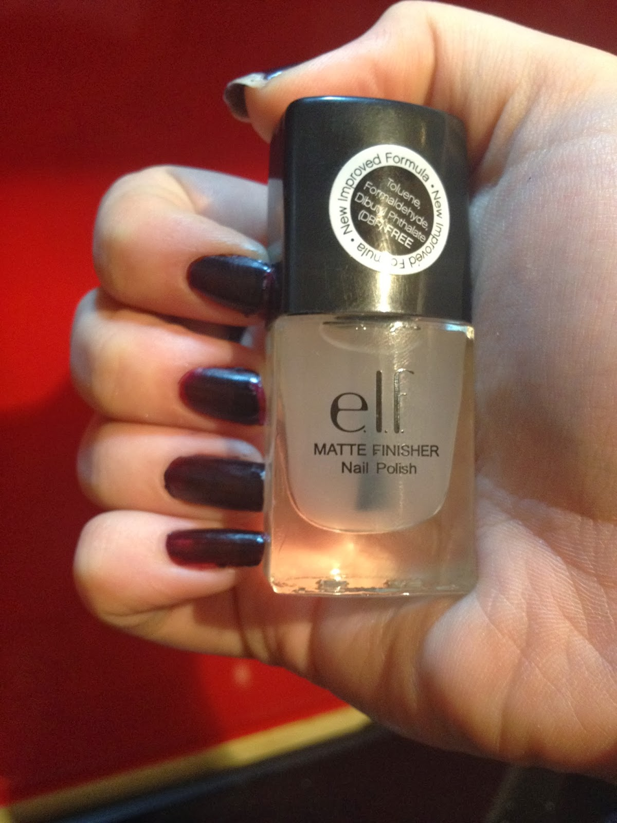 Hobbsessed.: Nails Review    Avon & e.l.f
