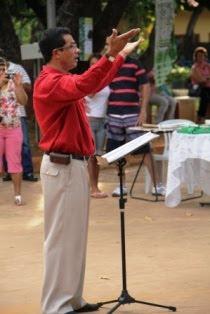 Apresentação Maestro Edson Felix!