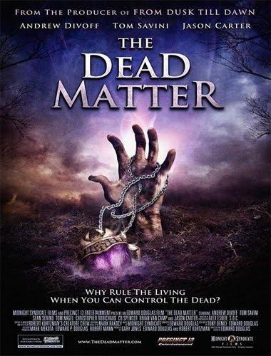 Ver The dead matter (2010) Online