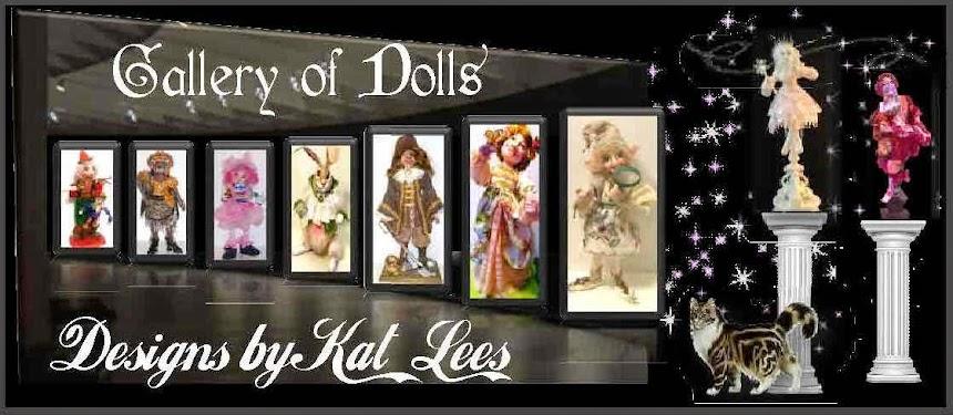 Gallery of Dolls Designs by Kat Lees
