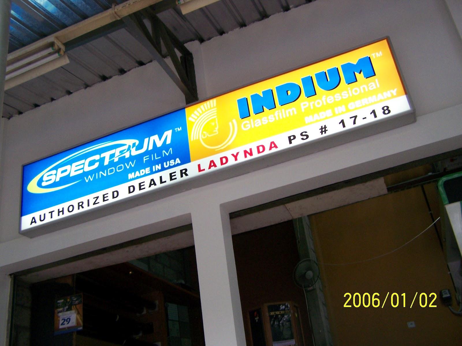 Neon Box Tangerang