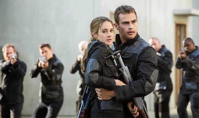 Crítica película Divergente distopía