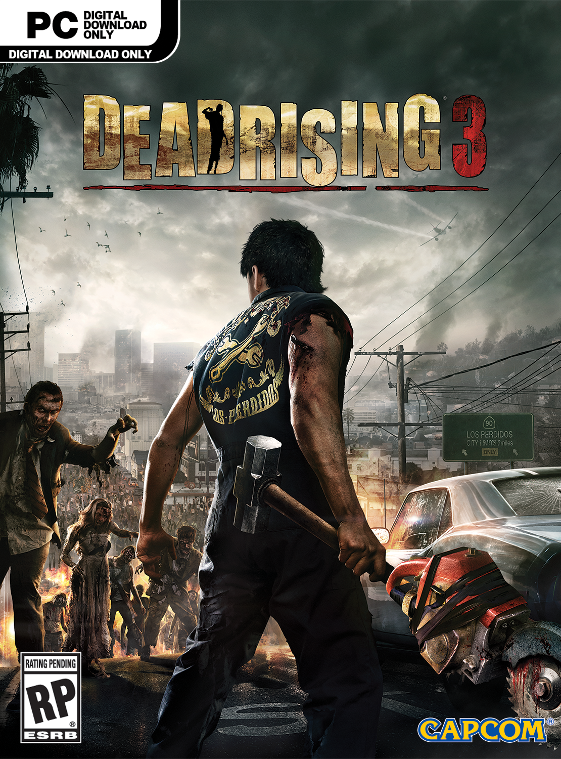 DEAD RISING 3 APOCALYPSE EDITION-CODEX
