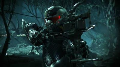 Screen Shot Of Crysis 3 (2013) Full PC Game Free Download At worldfree4u.com