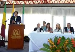 DENUNCIA PÚBLICA AL SEÑOR VICEPRESIDENTE DE , SR. ANGELINO GARZON por Jhon Jairo Salinas