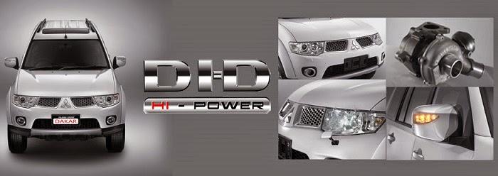 Mitsubishi Pajero Sport DAKAR Hi Power 5AT