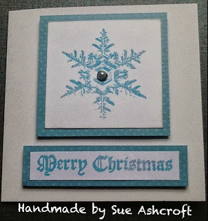 snowflakes stamps