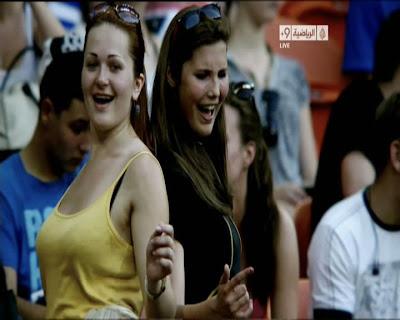 شاهد صور أجمل حسناوات وبنات اليورو 2012