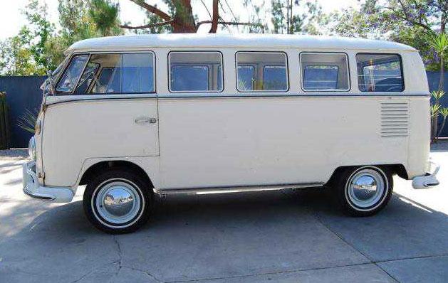 1967 vw 13 window deluxe bus california vw bus for 13 window vw bus