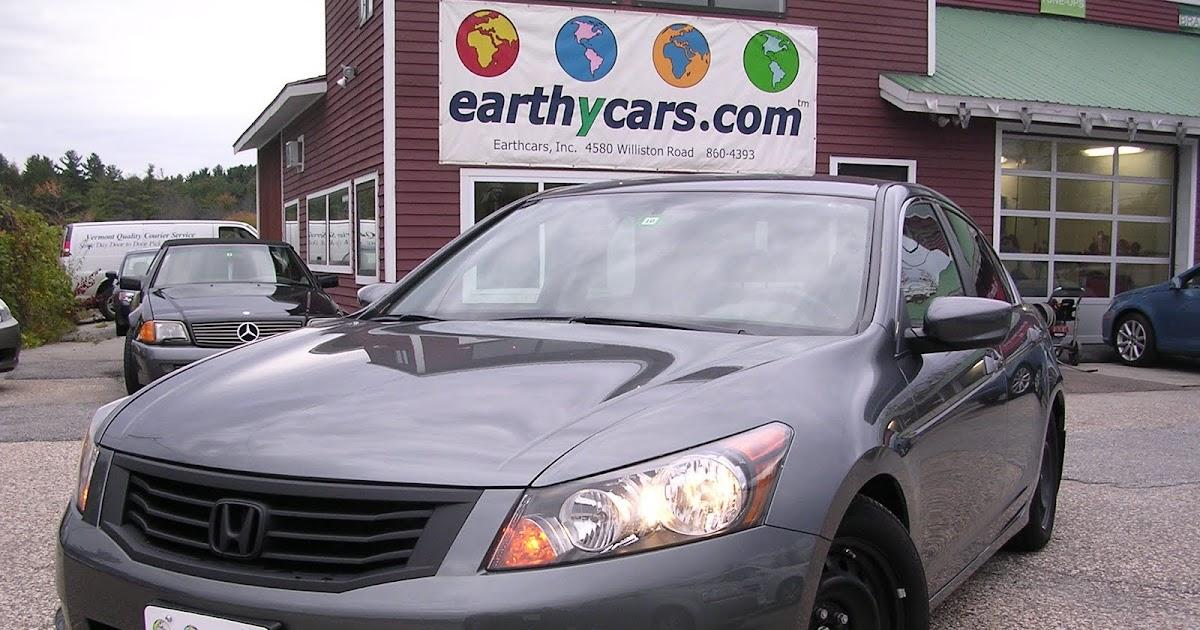 Earthy Cars Blog Earthy Car Of The Week 2010 Medal Honda