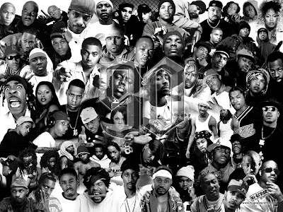 hip hop gratest rappers - all rappers