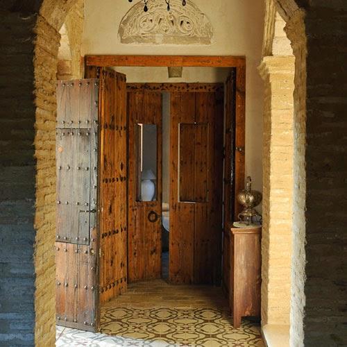 Entrada Casa La Siesta