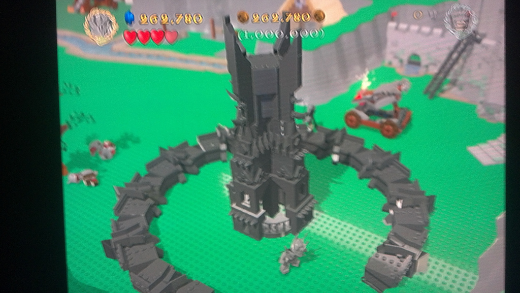 lego orthanc set coming in october animato studios