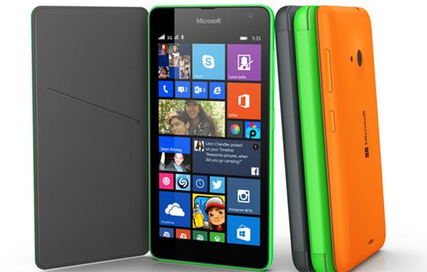 Lumia 535 lo nuevo bajo la marca Microsoft