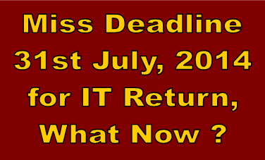 how to file income tax return after due date