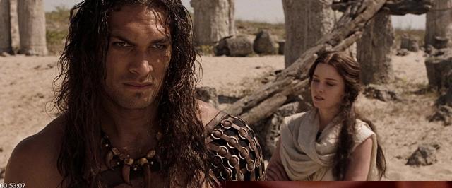 Connan El Barbaro [Conan the Barbarian] 2011 BRRip 720p HD Español Latino Descargar