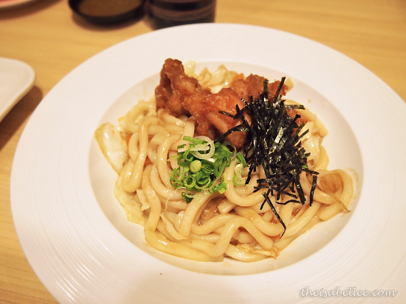 Sushi King Chicken Yaki Udon