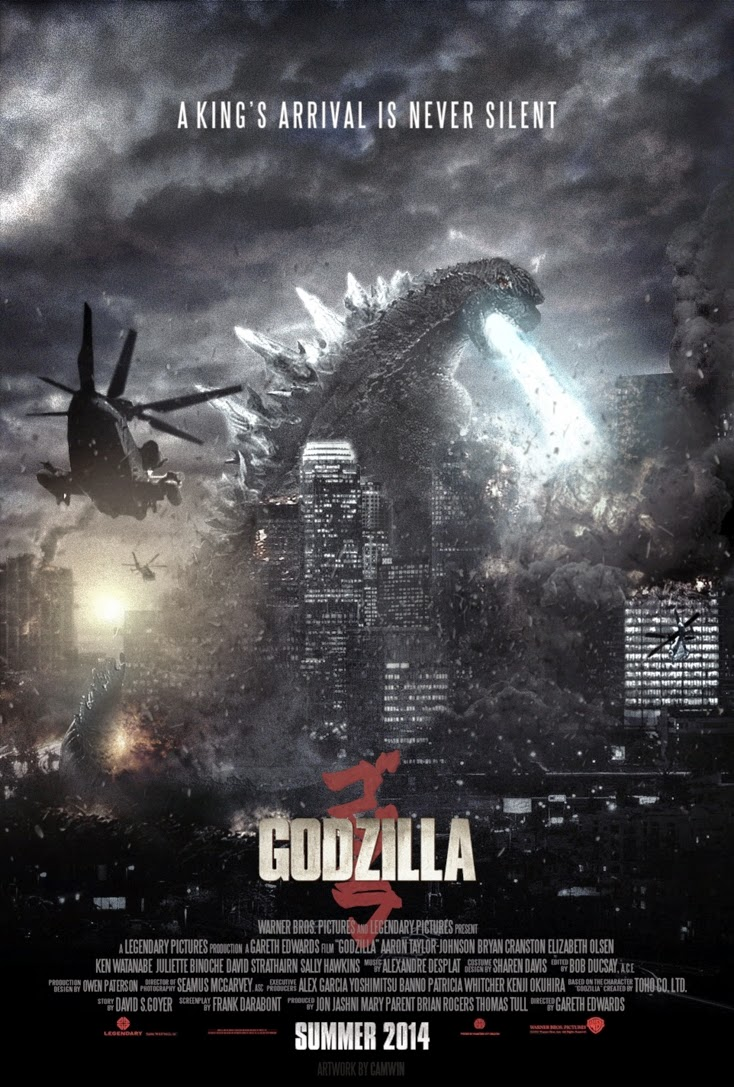 Godzilla (2014) Full Movie HD
