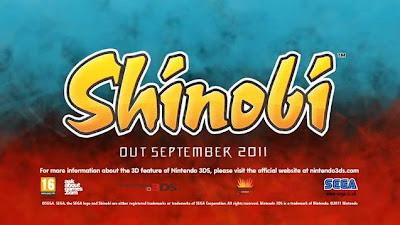 Shinobi 3DS