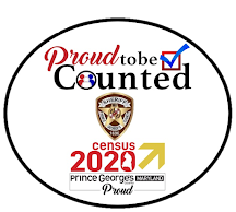 PROUD TO BE COUNTED 2020 CENSUS!