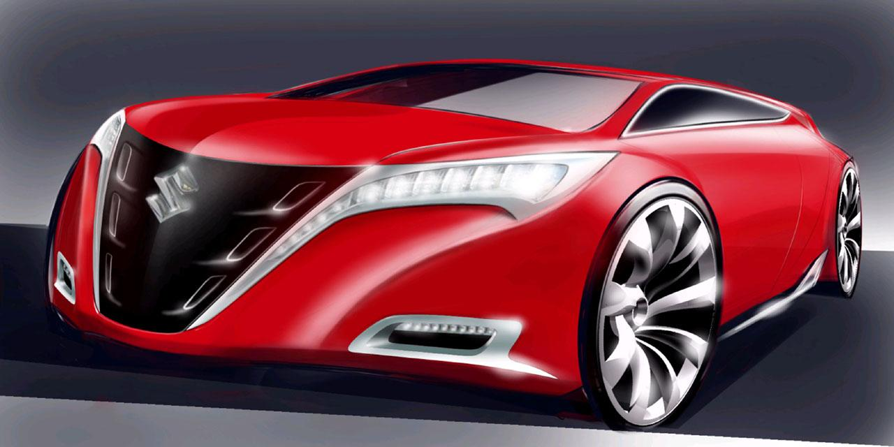 Sport Cars  Concept Cars  Cars Gallery: suzuki sports car