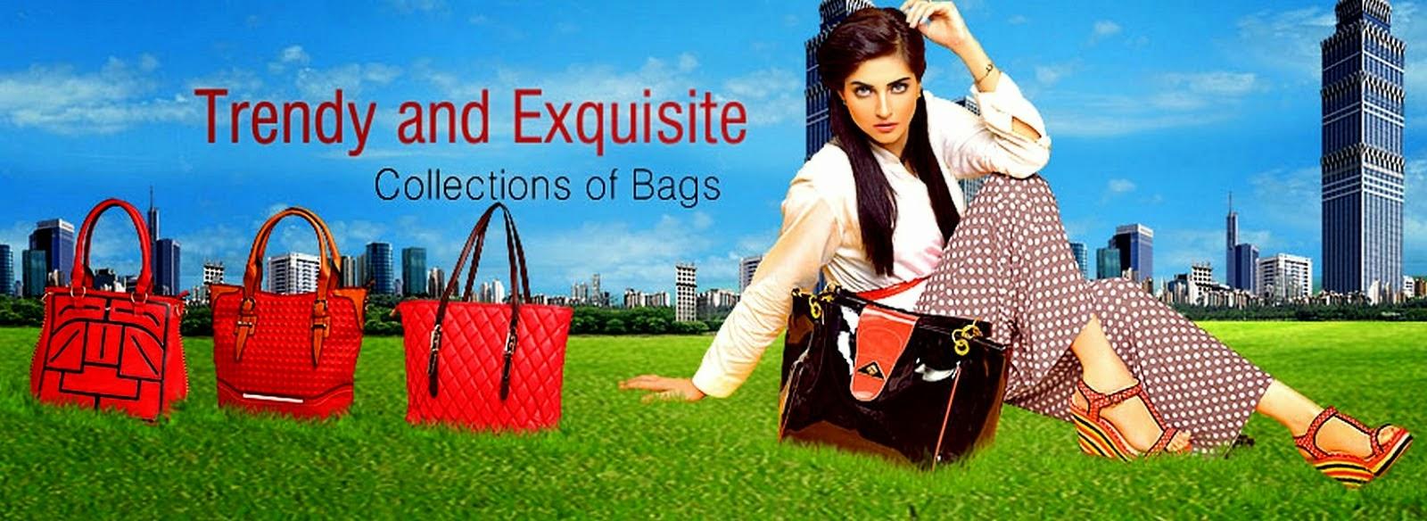 Borjan Bags for Eid 2014