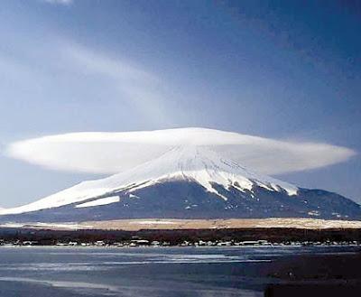 1 富士山地震