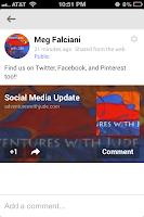 google+ - +Meg Falciani