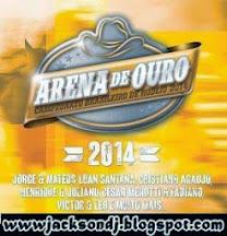 Baixar CD Arena de Ouro 2014