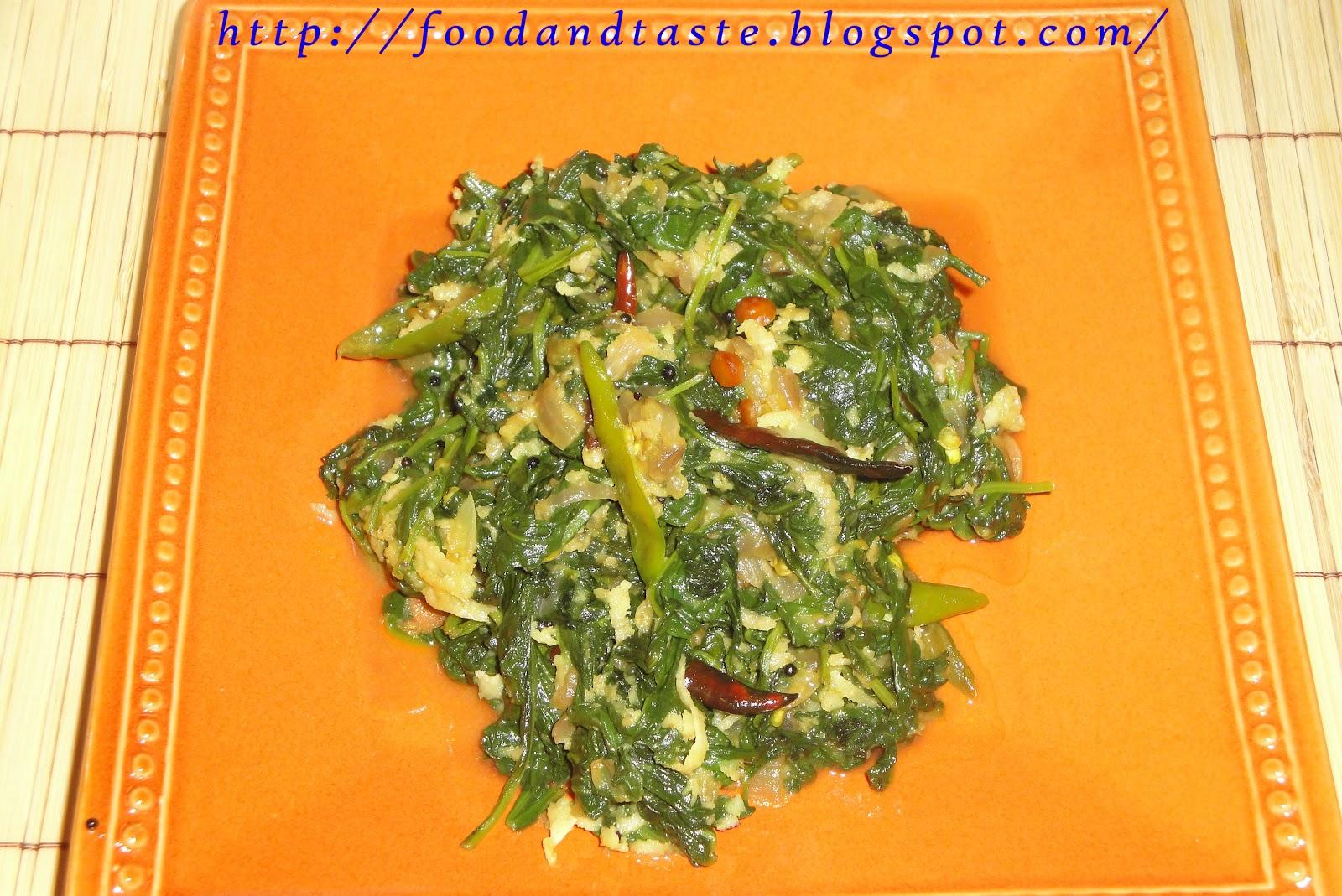 Food and taste baby arugula stir fry indian style baby arugula stir fry indian style forumfinder Gallery