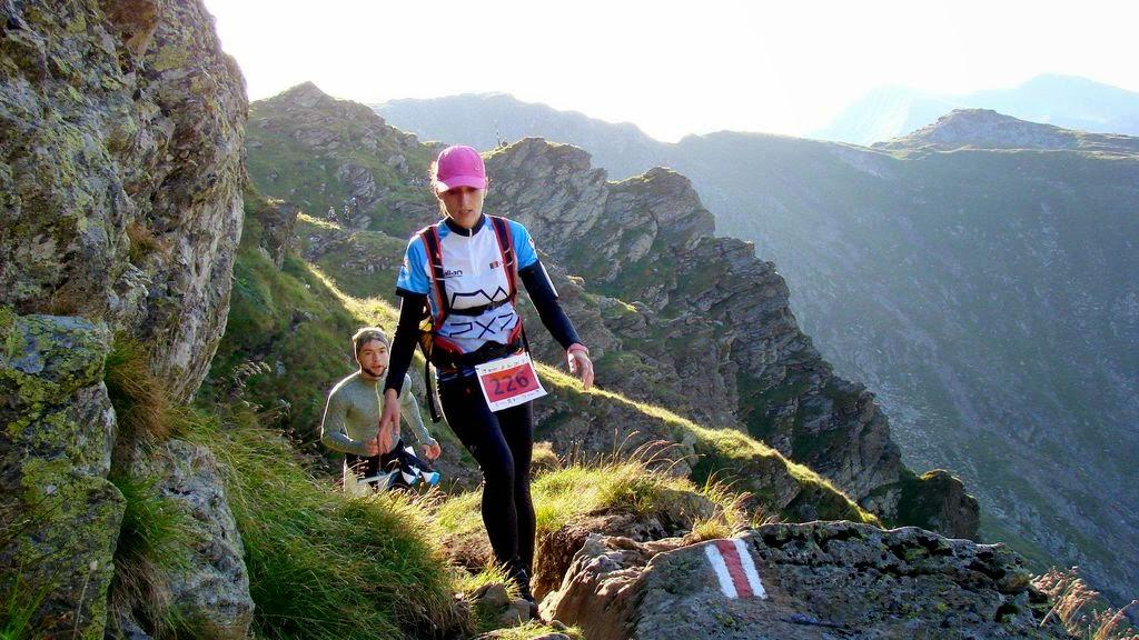 Diana Crăiniceanu aleargă 100 de kilometri pe traseul Reşiţa - Timişoara. De ce? Răspunsul te va surprinde!