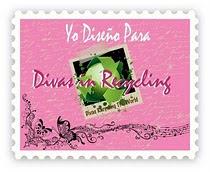 Diseño para Divas in Recicling