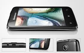 Lenovo A390, Smartphone Android Quad Core Murah