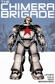 Books in my collection: The Chimera Brigade