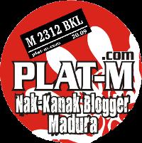 logo blogger madura