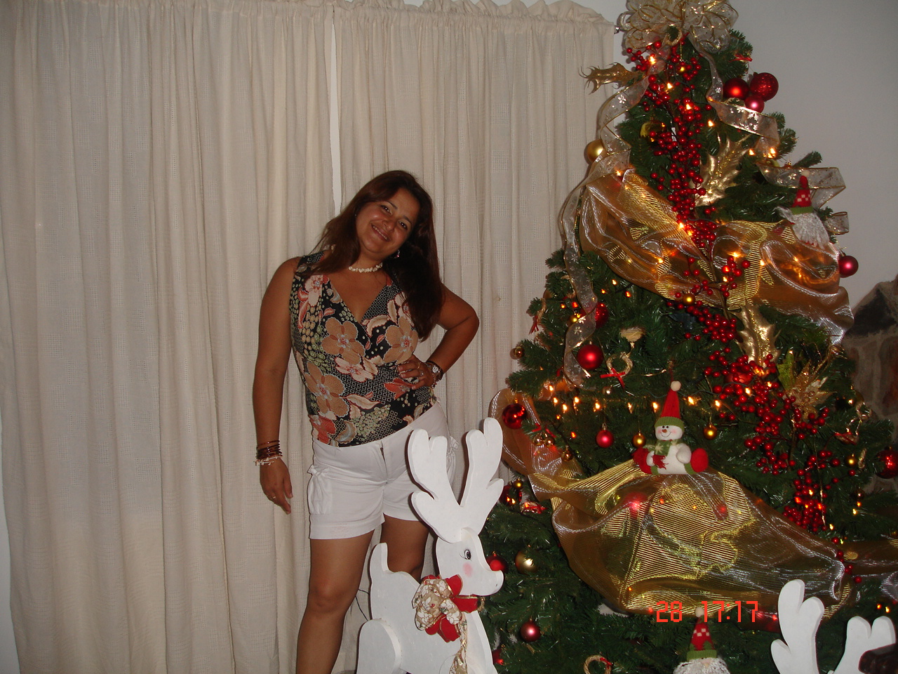 Manualidades coquetas otras creaciones para la navidad - Decoracion navidena para negocios ...