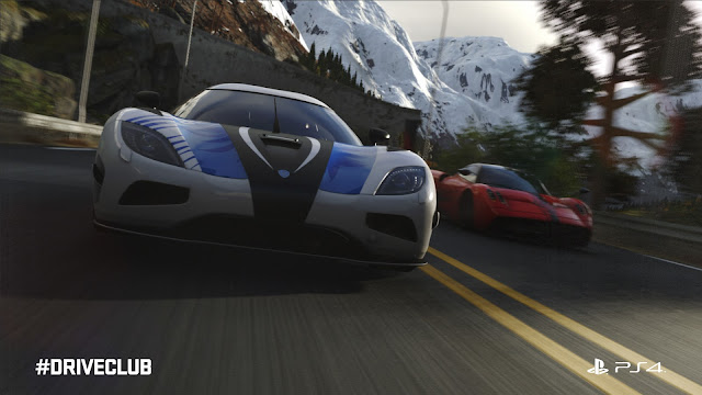 Driveclub game ps4