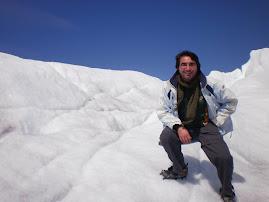 Glaciar trekking