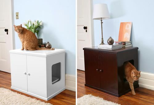 Cat Lucky 5 Essential Considerations When Purchasing Cat Litter Boxes Cabinets