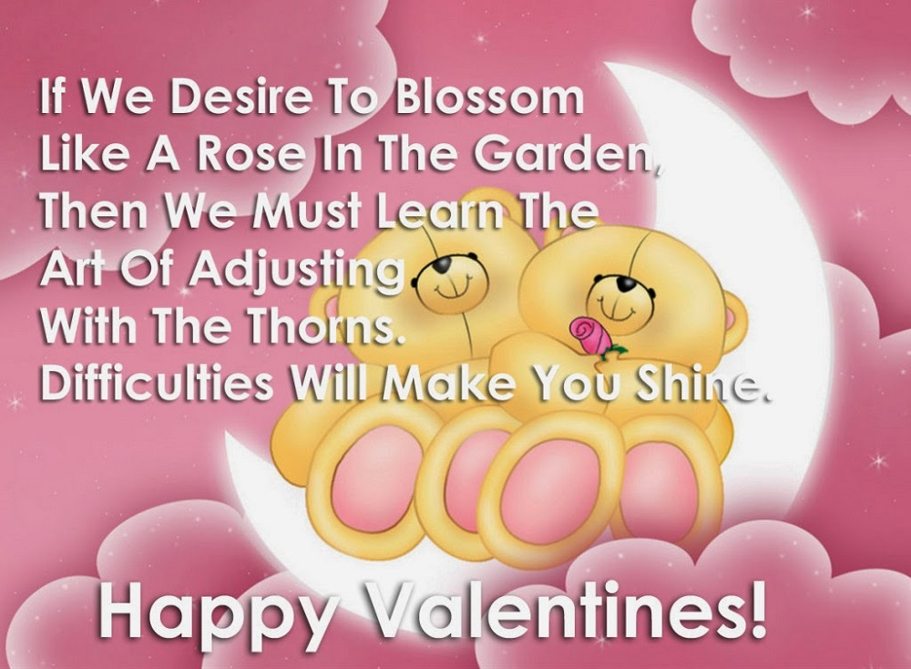 Best}Happy Valentines Day Quotes For Him - Greetings for him ...