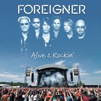 Foreigner - Alive & Rockin' 2006 CD