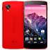 Bright Red Nexus 5 now available for purchase on Google Play Store, costs same as other Nexus 5s
