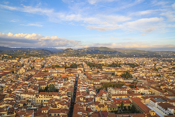 The Duomo View