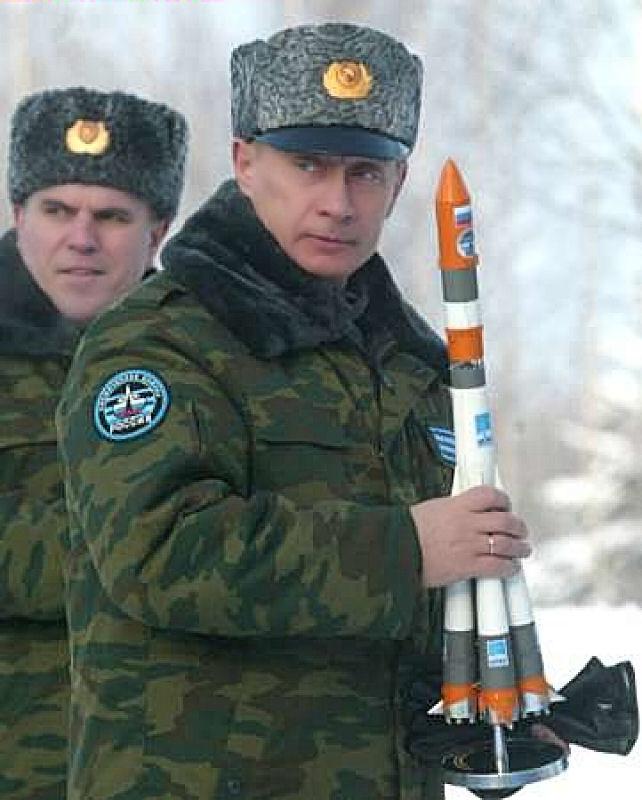 Ameaças de Putin visam adversários amolecidos